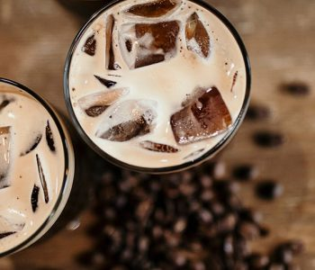 Good As Gold Iced Coffee