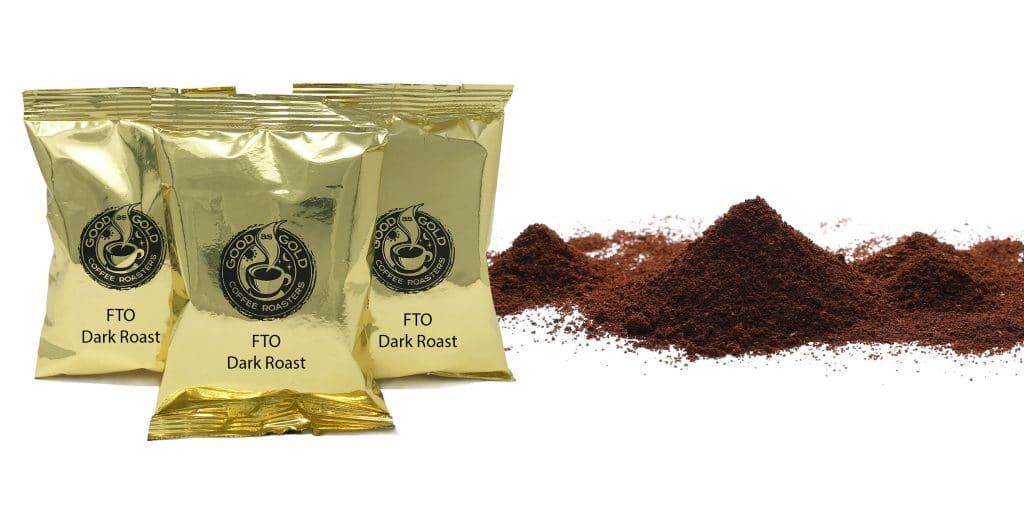 Fair Trade Organic Pre Measured Coffee